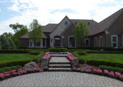 Landscape Design, Auburn Hills