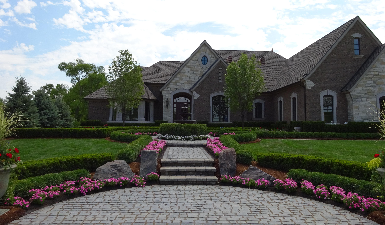 Landscape Design Auburn Hills United Lawnscape